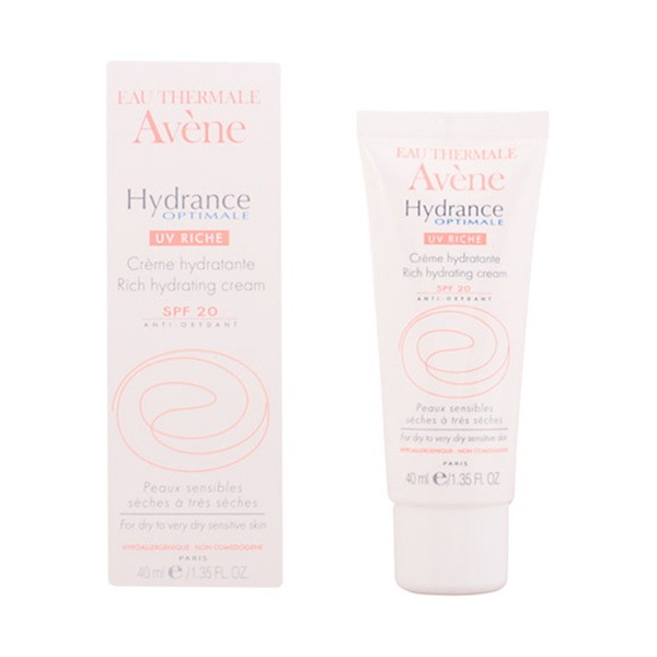 Crema Hidratante Hydrance Optimale Uv Avene