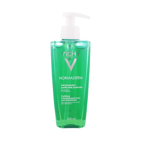 Gel Limpiador Facial Normaderm Vichy