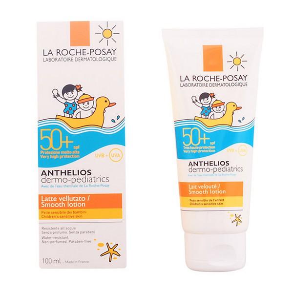 Zaščita pred soncem za otroke Anthelios Dermopediatric La Roche Posay Spf 50 (100 ml)