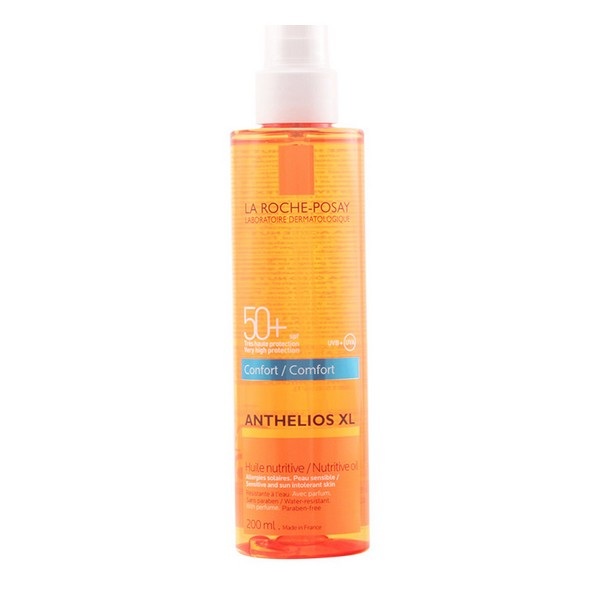 Zaščitno olje Anthelios Xl Invisible La Roche Posay Spf 50 (200 ml)