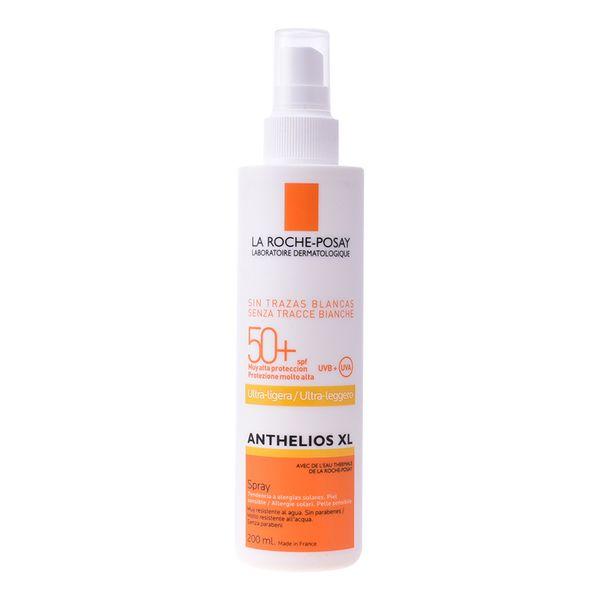 Zaščitni sprej za sonce Anthelios Xl La Roche Posay Spf 50 (200 ml)