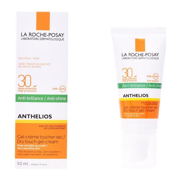 Gel z zaščito proti soncu Anthelios Dry Touch La Roche Posay Spf 30 (50 ml)