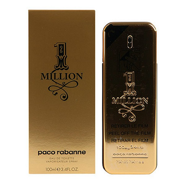 Perfume Hombre 1 Million Edt Paco Rabanne EDT