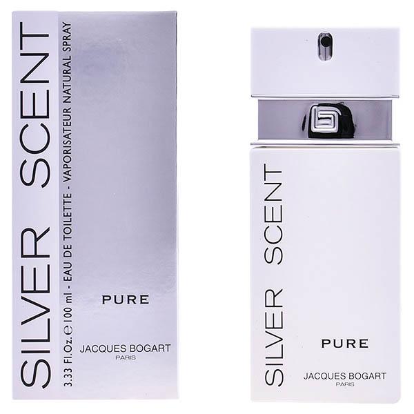 Perfume Hombre Silver Scent Pure Jacques Bogart EDT