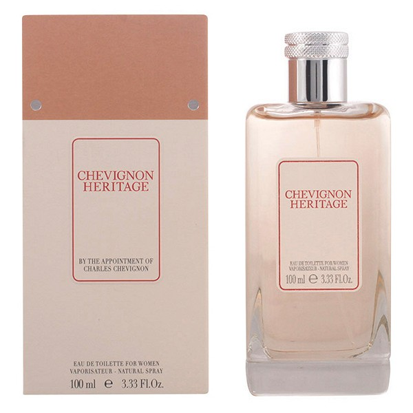 Perfume Mujer Chevignon Heritage For Wo Chevignon EDT