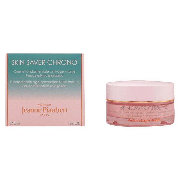 Crema Hidratante Antiedad Skin Saver Chrono P Jeanne Piaubert