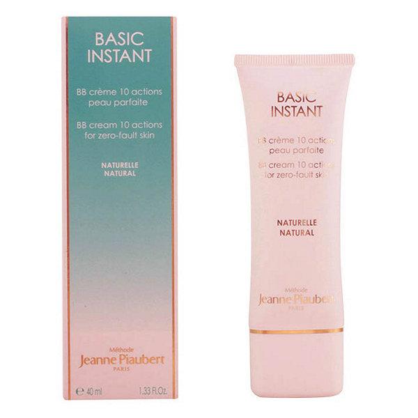 Crema Hidratante Efecto Maquillaje Basic Instant Bb Jeanne Piaubert Natural