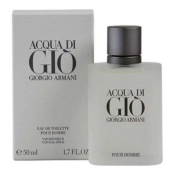 Perfume Hombre Acqua Di Gio Homme Armani EDT