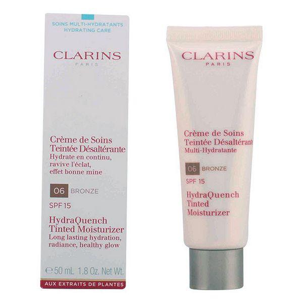 Crema Hidratante Efecto Maquillaje Clarins 8780