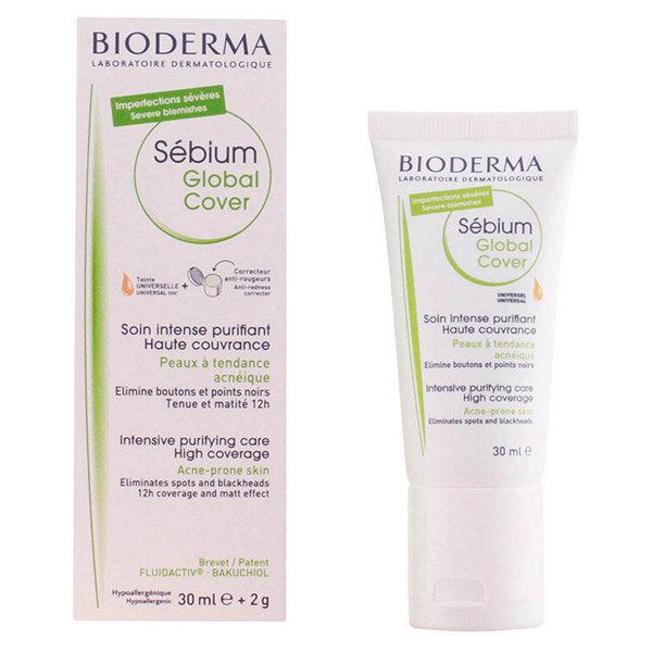 Crema Hidratante Sebium Bioderma