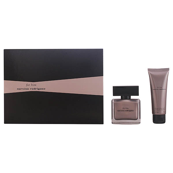 Set de Perfume Hombre For Him Narciso Rodriguez (2 pcs)