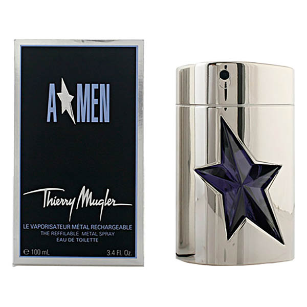 Perfume Hombre A*men Thierry Mugler 19240 EDT metal