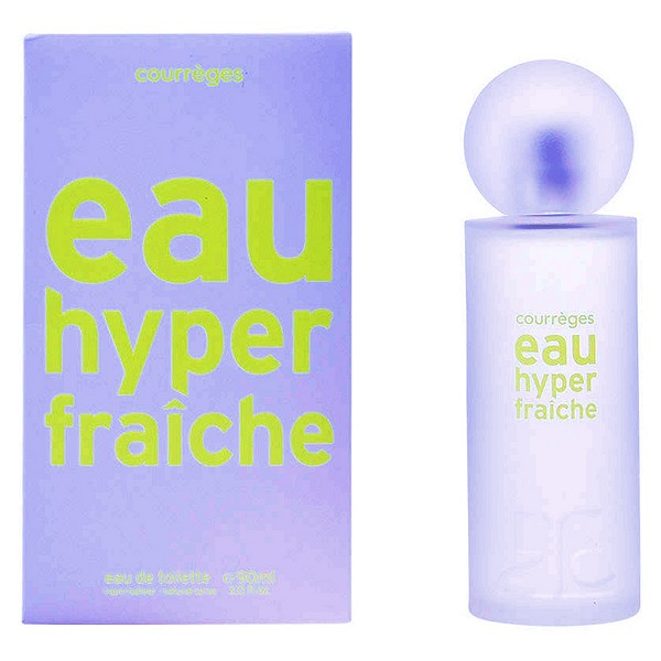 Perfume Mujer Eau Hyper Fraìche Courreges EDT