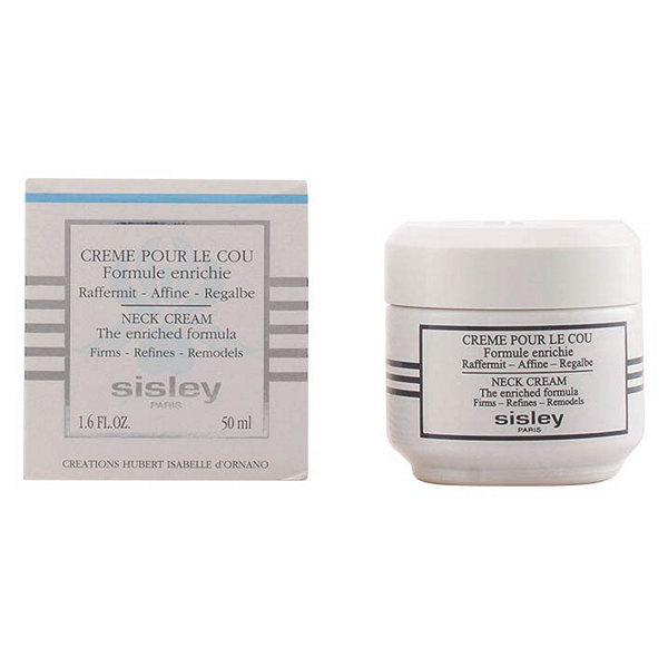 Crema Antiedad para el Cuello Resines Tropicales Sisley