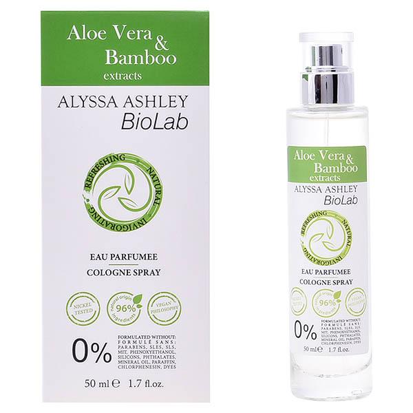 Perfume Mujer Biolab Aloe & Bamboo Alyssa Ashley EDC