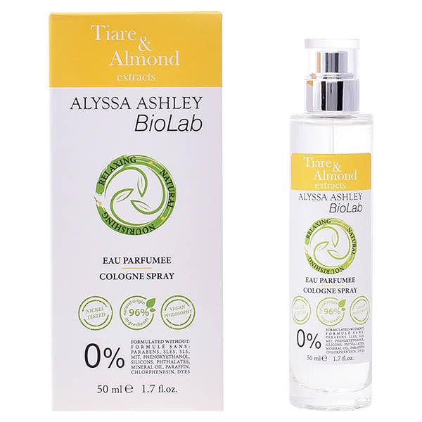 Perfume Mujer Biolab Tiare & Almond Alyssa Ashley EDC