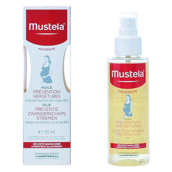 Aceite Corporal Antiestrías Maternite Mustela