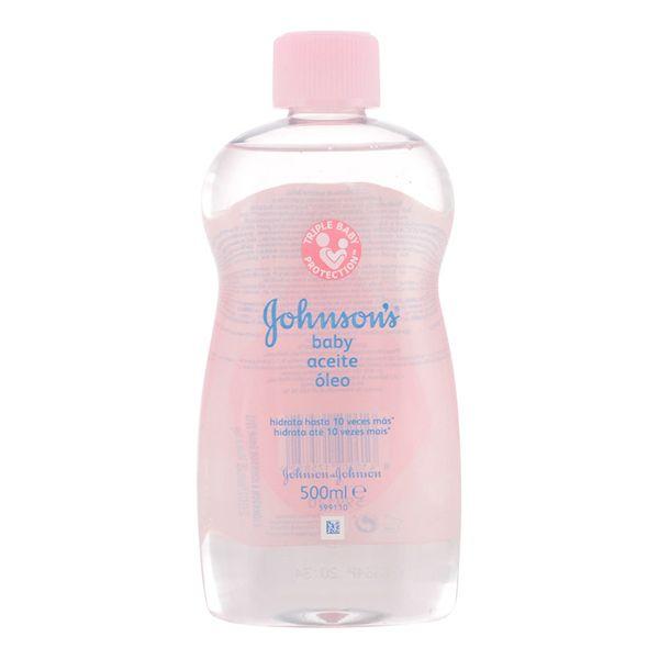 Olio Corpo Idratante Per Bambini Johnson's (500 ml)