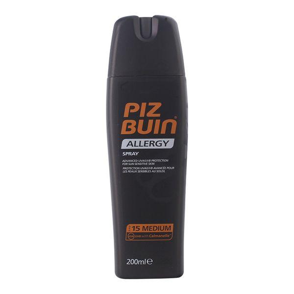 Spray Protezione Solare Allergy Piz Buin Spf 15 (200 ml)