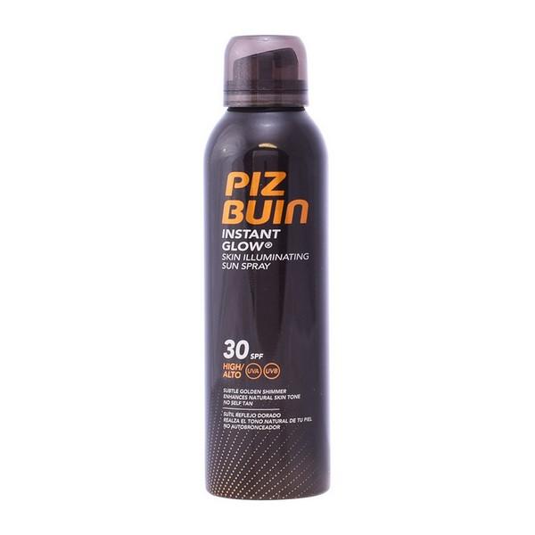 Spray Protezione Solare Instant Glow Piz Buin Spf 30 (150 ml)