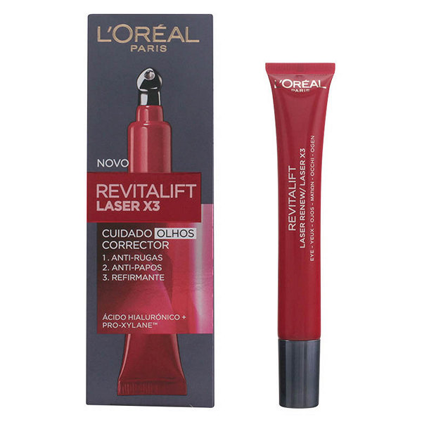 Contorno de Ojos Revitalift Laser L'Oreal Make Up
