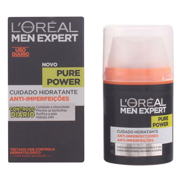 Limpiador Facial Men Expert L'Oreal Make Up