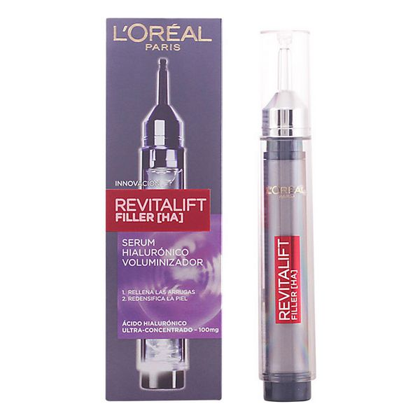 Sérum Facial con Ácido Hialurónico Revitalift Filler L'Oreal Make Up