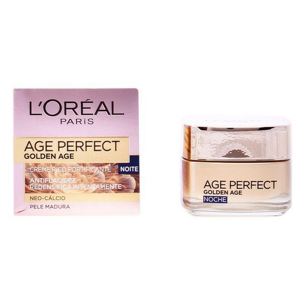 Crema de Noche Age Perfect Golden Age L'Oreal Make Up