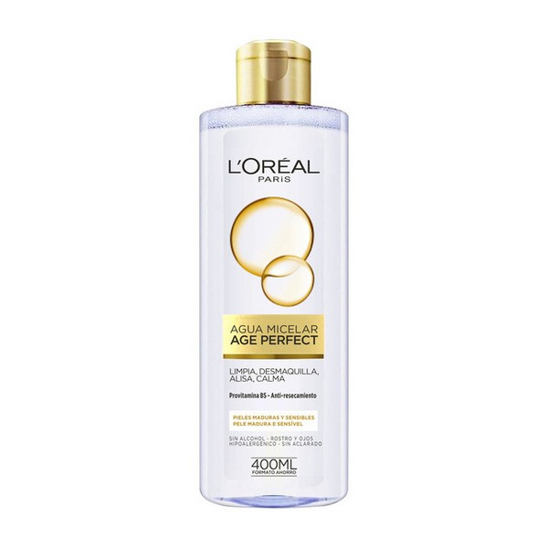 Acqua Micellare Age Perfect L'Oreal Make Up (400 ml)