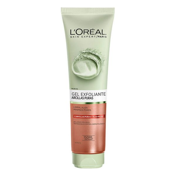 Gel Limpiador Facial L'Oreal Make Up