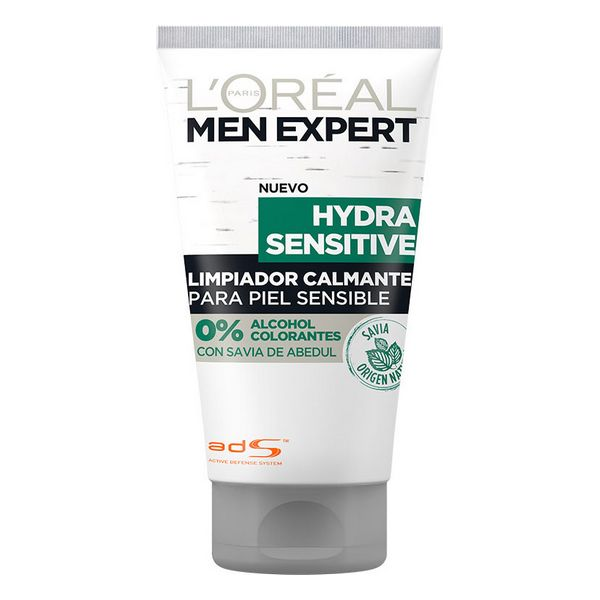 Gel Limpiador Facial Men Expert L'Oreal Make Up