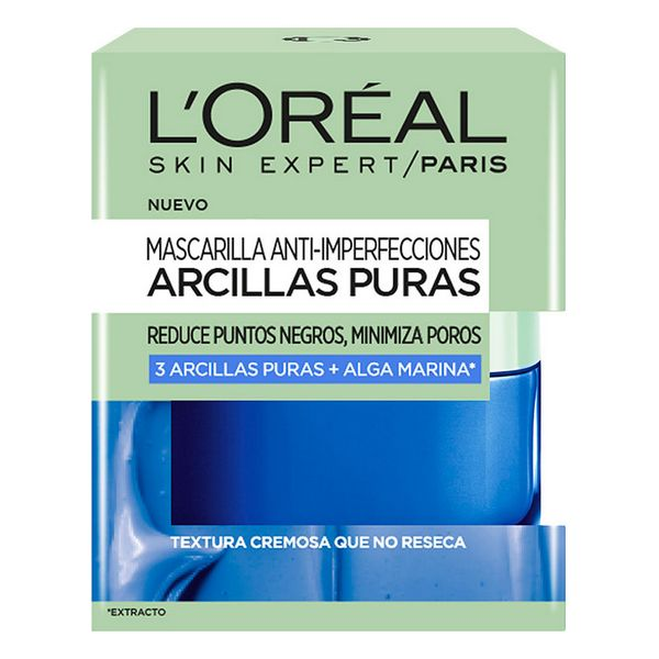 Mascarilla L'Oreal Make Up