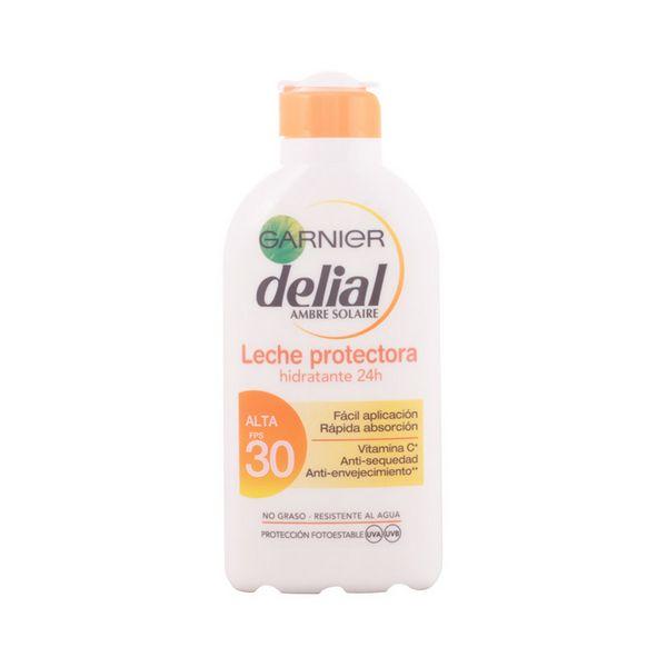 Mleko za sončenje Delial SPF 30 (200 ml)