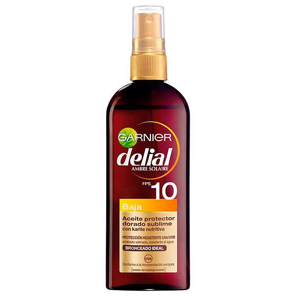 Zaščitno olje Delial SPF 10 (150 ml)