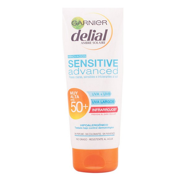 Mleko za sončenje Sensitive Advanced Delial Spf 50 - Spf 50 - 200 ml