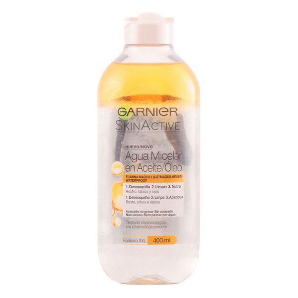 Limpiador Desmaquillante Skinactive Agua Micelar Garnier