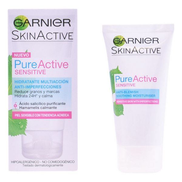 Crema Hidratante Pure Active Garnier