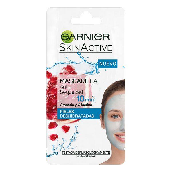 Mascarilla Hidratante Skinactive Rescue Garnier