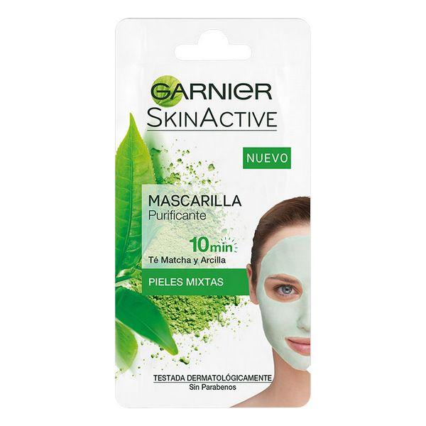 Mascarilla purificante Skinactive Rescue Garnier