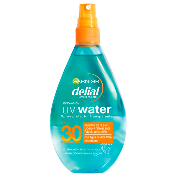 Zaščitni sprej za sonce Uv Water Delial SPF 30 (150 ml)