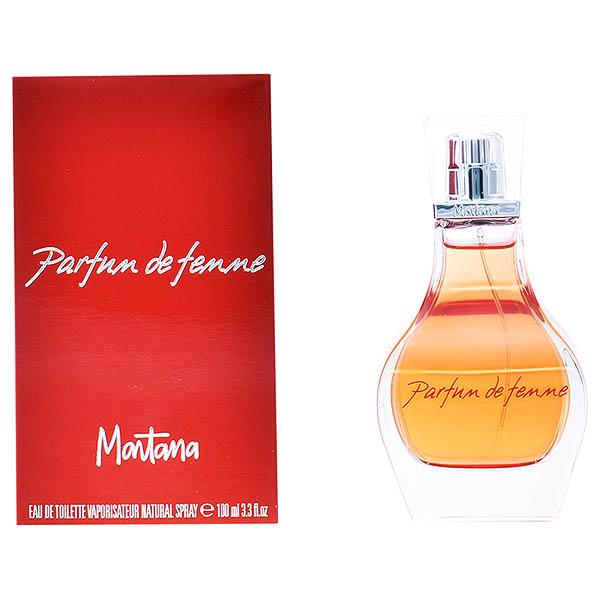 Perfume Mujer Parfum De Femme Montana EDT
