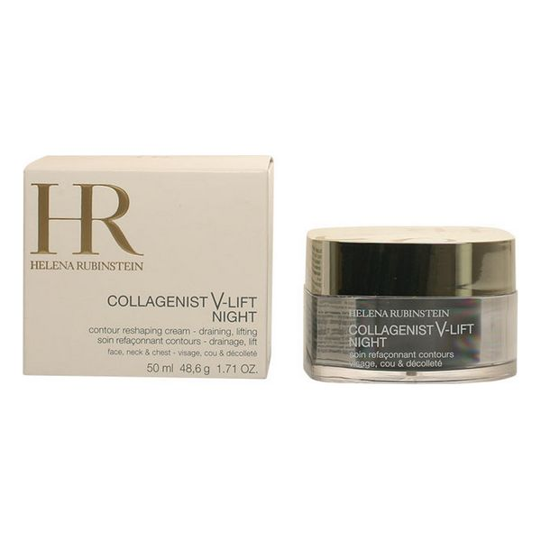 Crema Antiarrugas de Noche Collagenist V-lift Helena Rubinstein