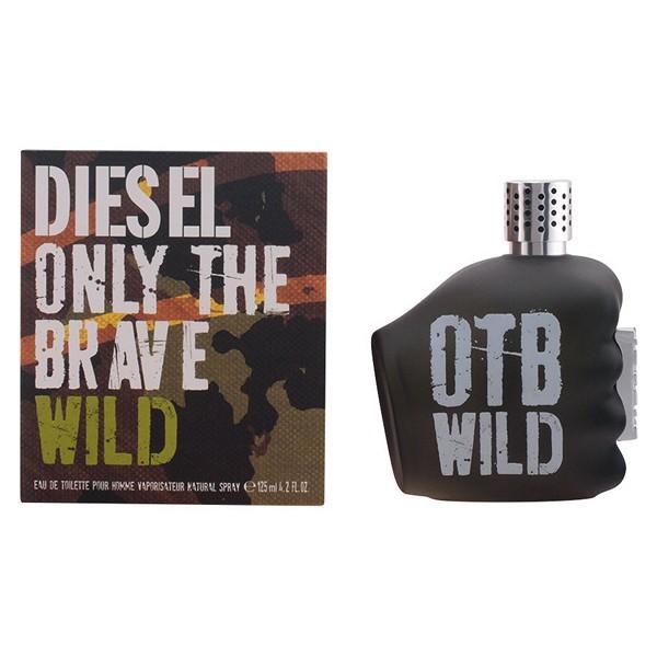 Perfume Unisex Only The Brave Wild Diesel EDT