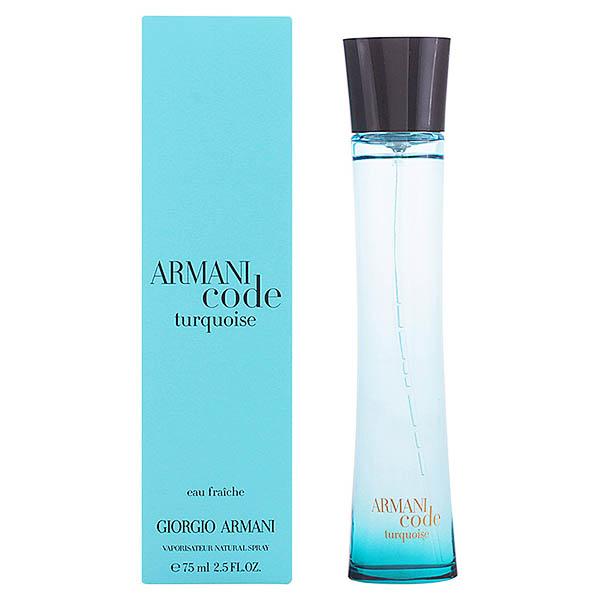 Perfume Mujer Armani Code Turquoise Femme Armani EDT