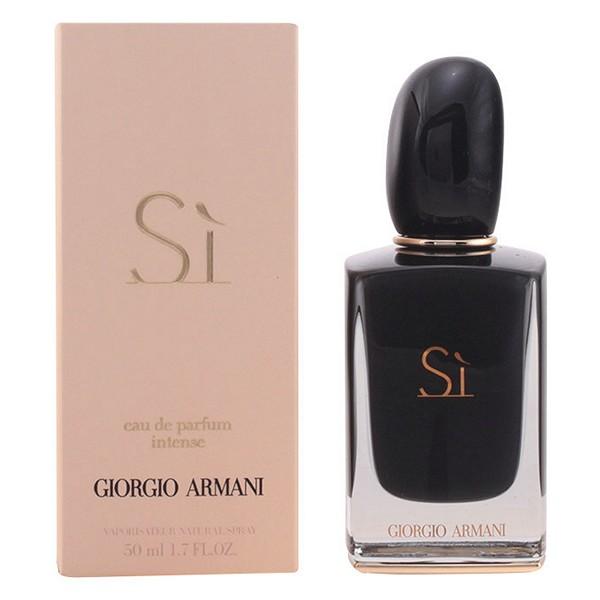 Perfume Mujer Sì Intense Armani EDP