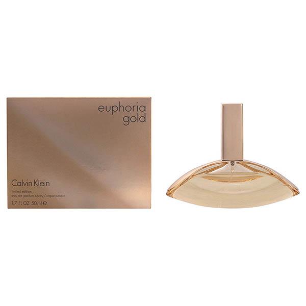 Perfume Mujer Euphoria Gold Calvin Klein EDP