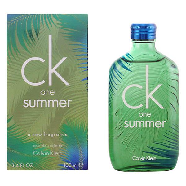 Perfume Unisex Ck One Summer Calvin Klein EDT