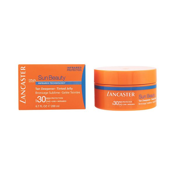 Potenziatore Abbronzatura Sun Beauty Lancaster SPF 30 (200 ml)