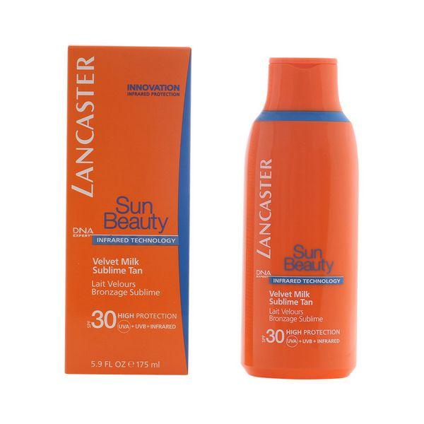 Mleko za sončenje Sun Beauty Velvet Milk Lancaster SPF 30 (175 ml)