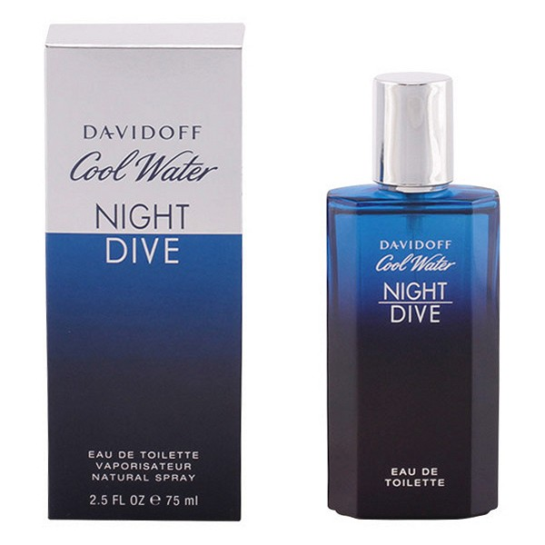 Perfume Hombre Cool Water Night Dive Davidoff EDT